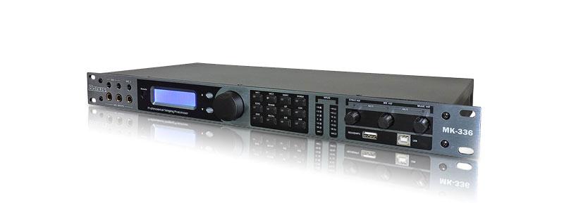 Mixer karaoke DSP Bonus MK-336