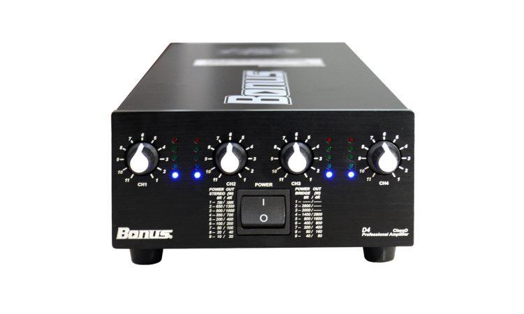Main power, cục công suất Bonus Audio D4