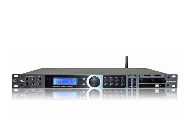 Mixer karaoke dsp MK-2000
