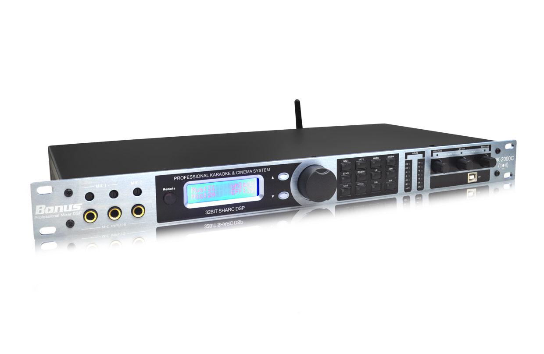 Vang số, mixer digital karaoke Bonus MK-2000C