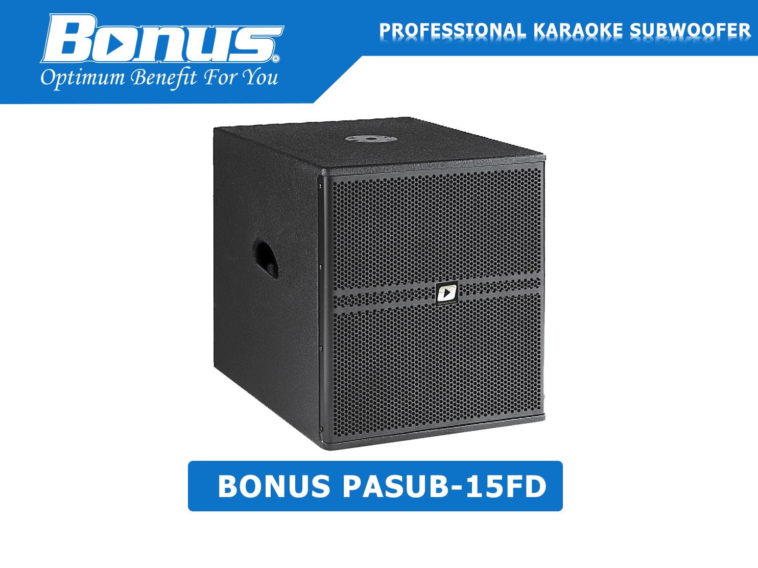 Loa Subwoofer Bonus PASUB-15FD